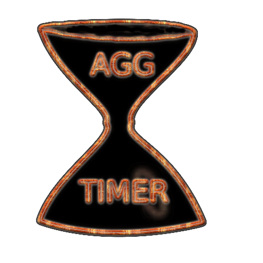 AGG Timer LOGO-APP點子