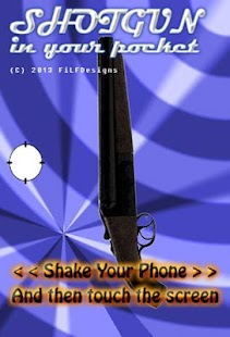 Shotgun In Your Pocket - Free- screenshot thumbnail