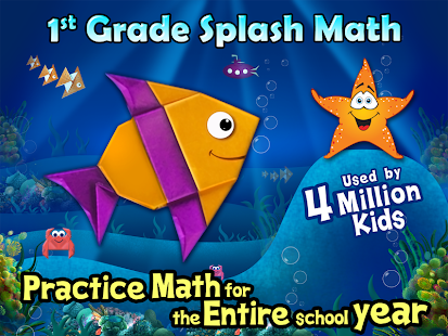 Grade 1 Math Lite: Splash Math