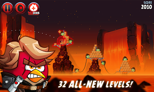 Angry Birds Star Wars II Screenshot 5