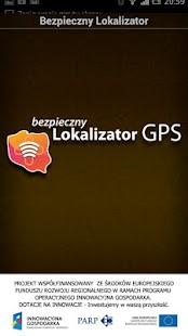 Bezpieczny Lokalizator 3.5 Screenshot 1