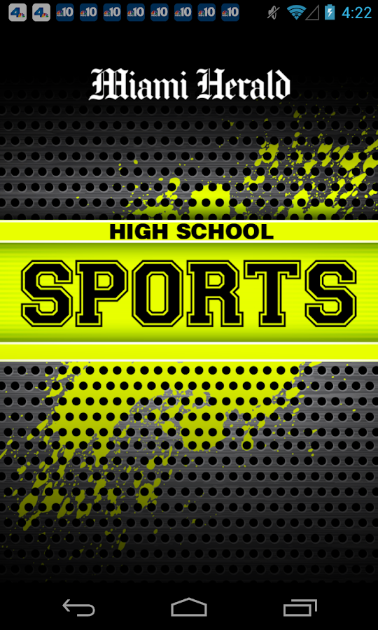Herald High School Sports - screenshot