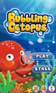 Bubbling Octopus - screenshot thumbnail