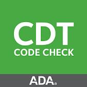 ADA CDT Code Check