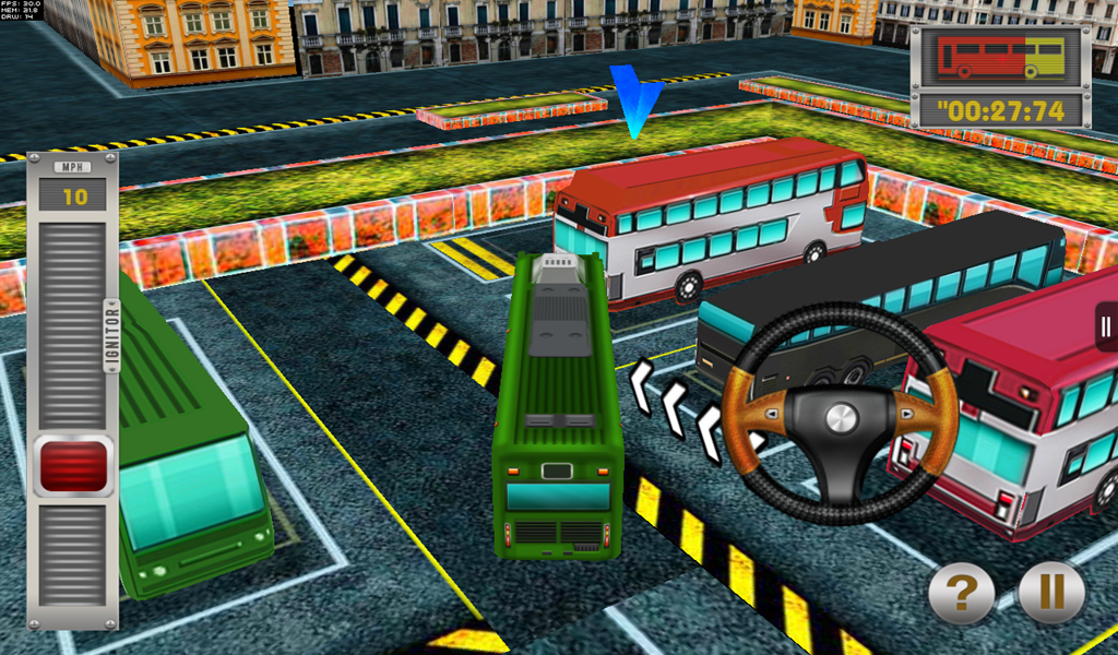 Busman 3D - screenshot