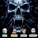 Bloody Skull [SQTheme] for ADW logo
