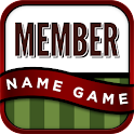 Member Name Game logo