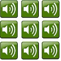 Sound effects and ringtones icon