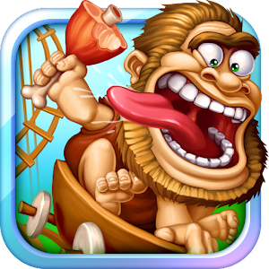Prehistoric Park – fun Tycoon game to build & manage a Flintstones-style theme park!