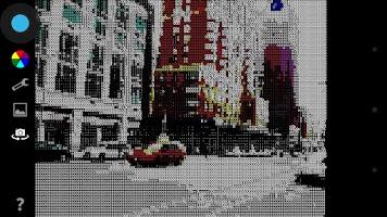 Screenshot of AsciiCam