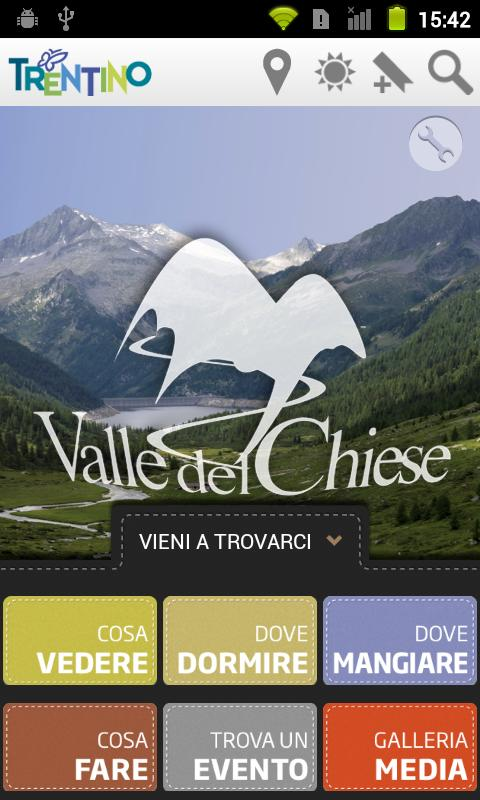 Valle del Chiese Travel Guide- screenshot