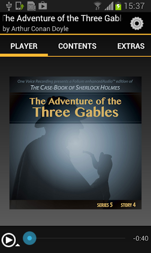 Adventure of the Three Gables