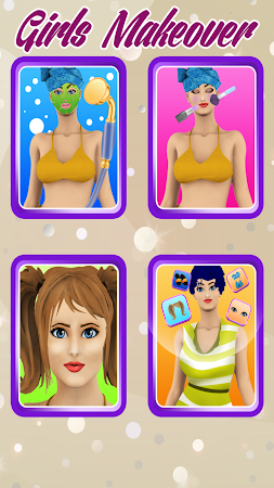 Dress up and Makeover 1.5 screenshot 2088478