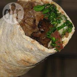 Libanese Donair Kebab Recipe