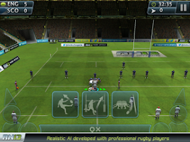 Screenshot of Rugby Nations '13