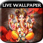 Lord Ganesh Lightening Live WP icon
