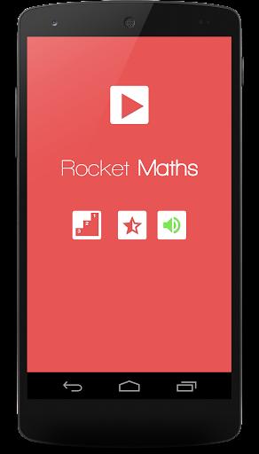 Rocket Maths