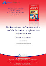 The Importance of Communication and the Provision of Information in Patient Care