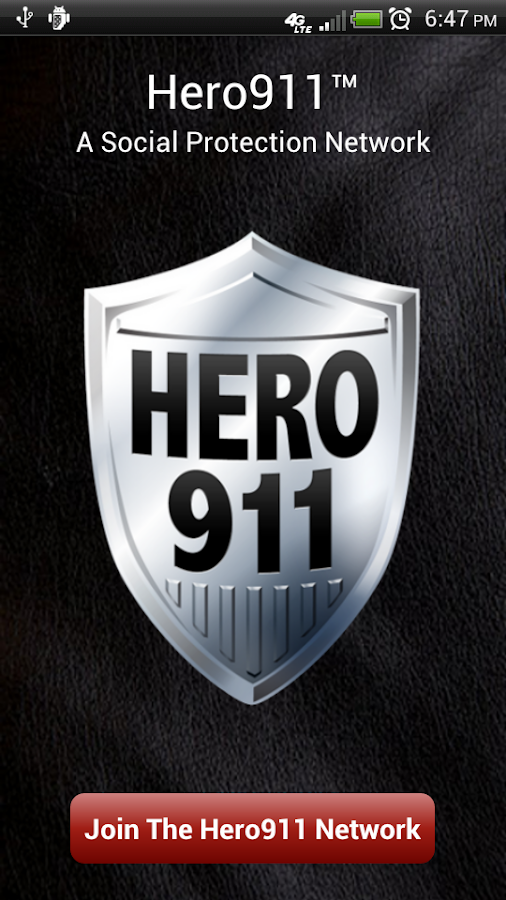 Hero911- screenshot