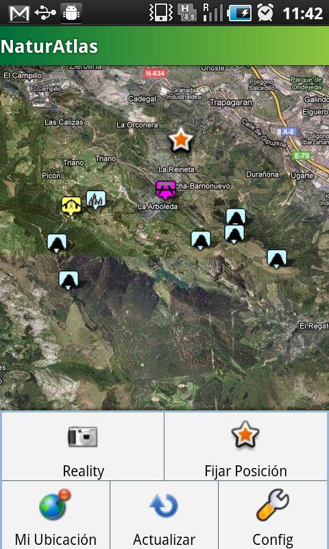Atlas de Naturaleza- screenshot