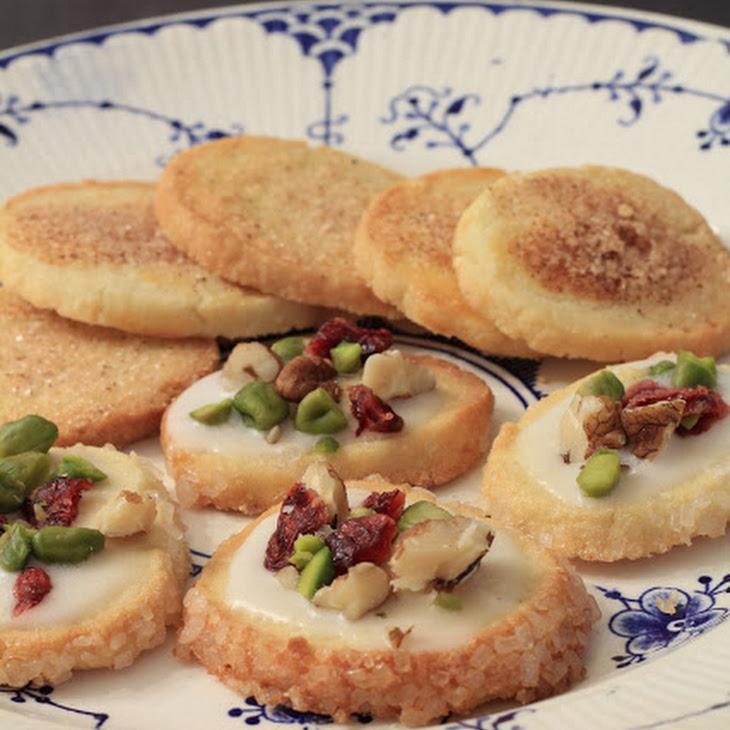 JøDekager and Sukkerkager (Danish Shortbread Cookies) Recipe