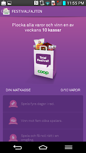 Festivalfajten - screenshot thumbnail