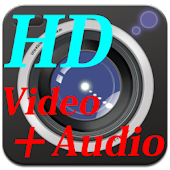 完全無音ビデオカメラ用プラグイン(ビデオと音声ミックス録画)