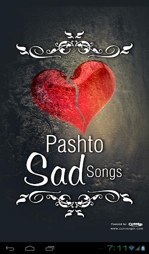 Pashto Sad Songs