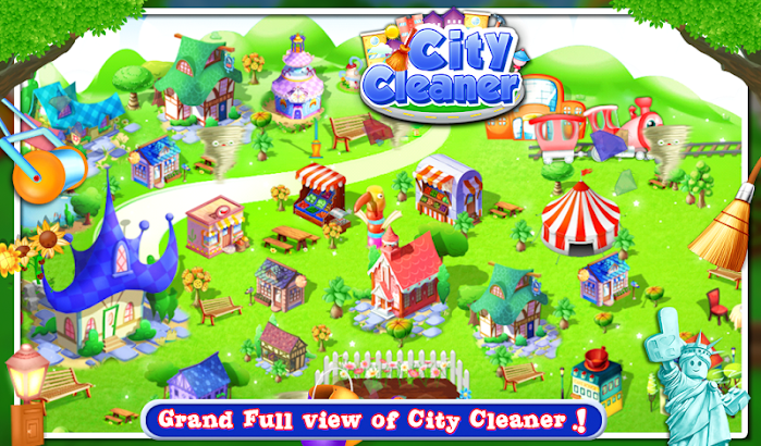 City Cleaner screenshot