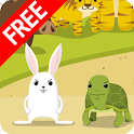 LUMIKIDS:Tortoise and Rabbit icon