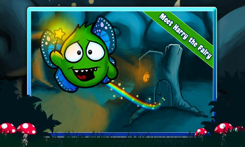 Harry the Fairy- screenshot