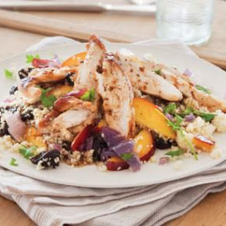 Tangy Chicken And Couscous Salad