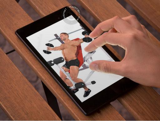 無料健康Appの胸のワークアウト|記事Game