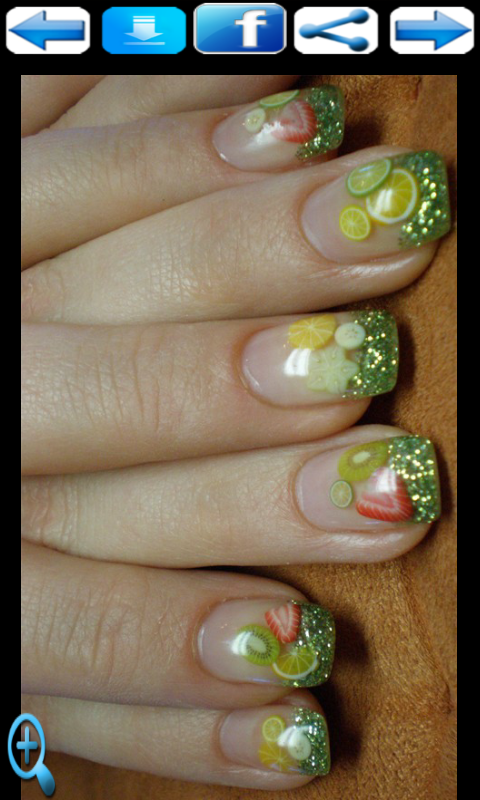 Nail Art Designs - Nail Salon - screenshot