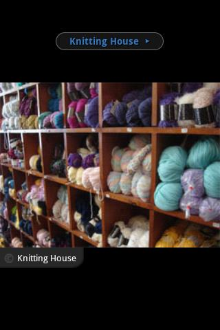 Yarn Store GPS - screenshot