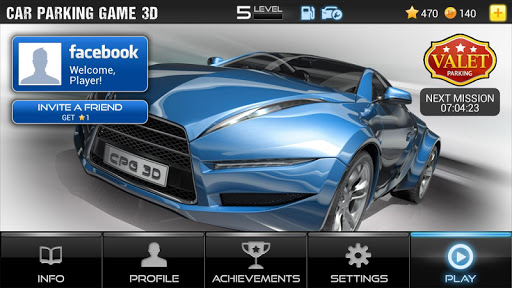 Car Parking Game 3D - Real City Driving Challenge 1.01.084 screenshots 5