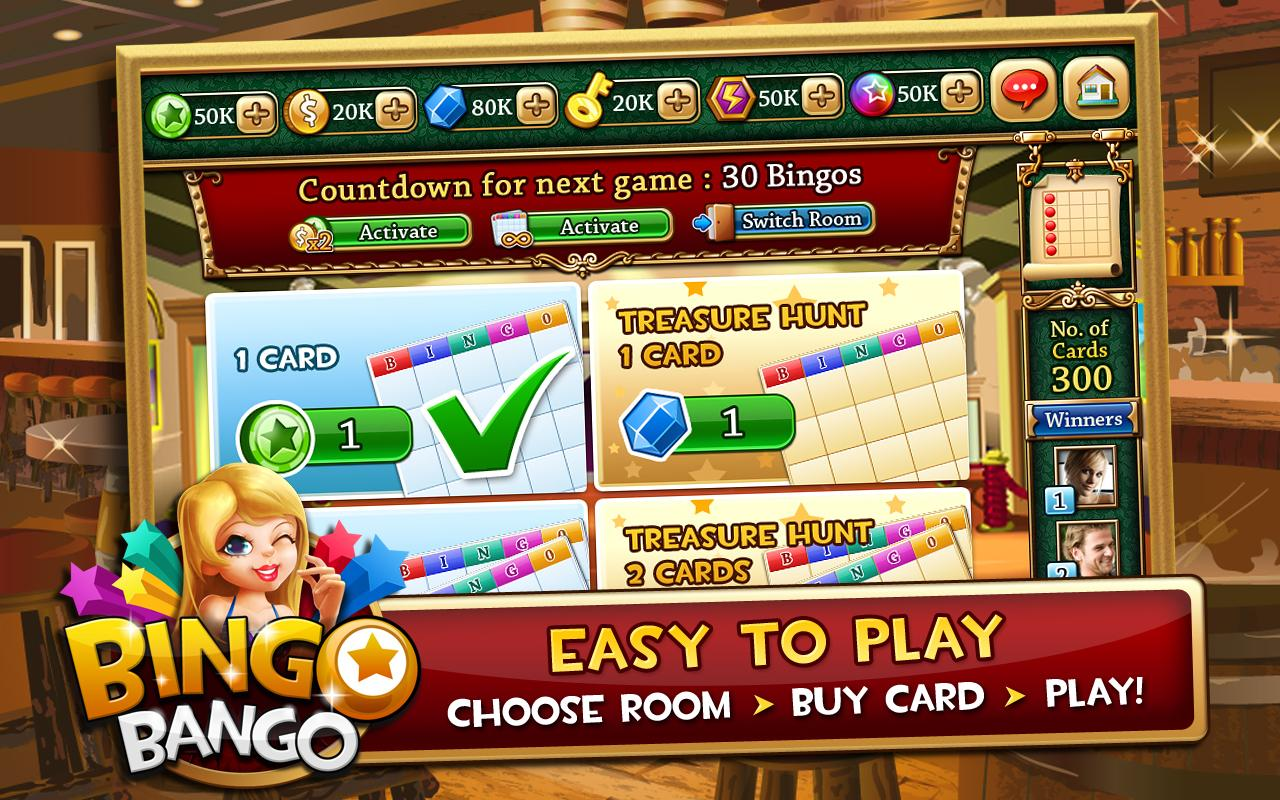 Bingo Bango - Free Bingo Game- screenshot