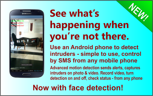iGotcha Pro intruder detector