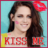 Kristen Stewart Kissing Game