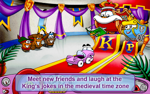 Putt-Putt® TravelsThroughTime- screenshot thumbnail