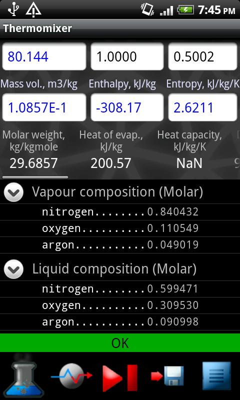 Thermomixer- screenshot