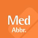 Medical Abbrevation pocket icon