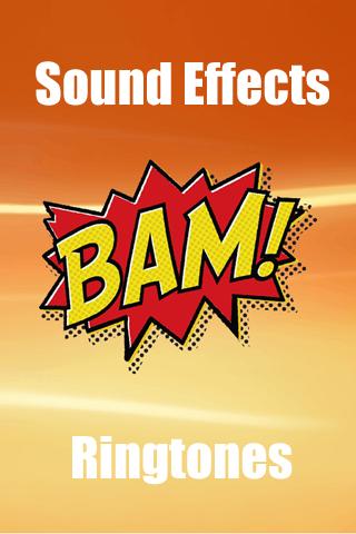 Sound Effects Ringtones