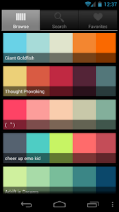 Color Pal - screenshot thumbnail