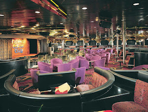 Head to Carnival Comedy in the aft Show Lounge for some lighter moments during your sailing on Carnival Fascination.