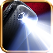 LED Flashlight - Widget, Strobe Light, SOS