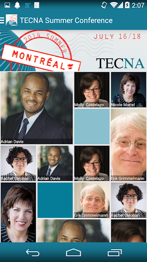 TECNA Summer Conference