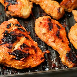 Tandoori Chicken.
