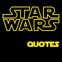 Star Wars quotes logo