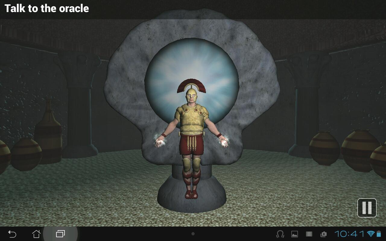 The Oracle 02 - Hidden Object- screenshot